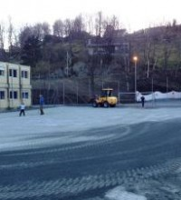 Fotballbane ved Ulsmåg