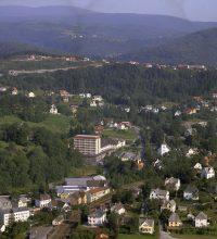 Nesttun-kommunehus-mot-Øvsttun-1964-2